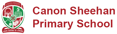 Canon Sheehan Primary School Logo
